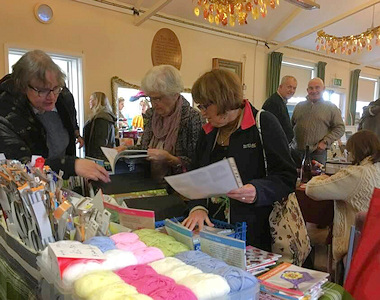 Christmas Fair at Meavy Parish Hall